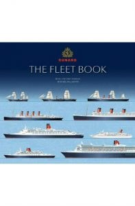 Sea Breezes - Cunard - The Fleet Book