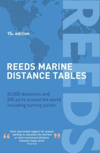 Sea Breezes - Reeds Marine Distance Tables