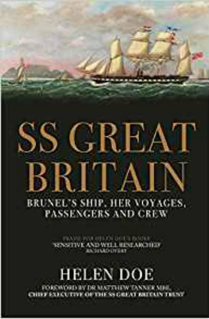 Sea Breezes - SSS Great Britain