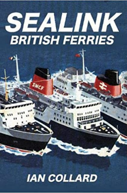 Sea Breezes - Sealink British Ferries