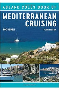 Sea Breezes - The Adlard Coles Book of Mediterranean Cruising