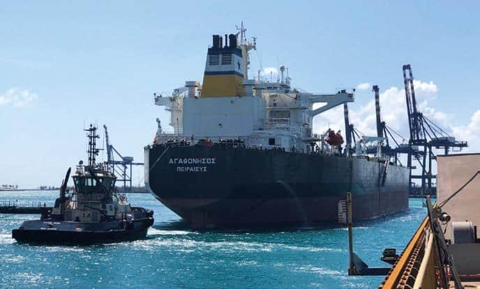 Tanker-Returns