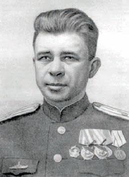 ALEXANDER IVANOVICH MARINESKO