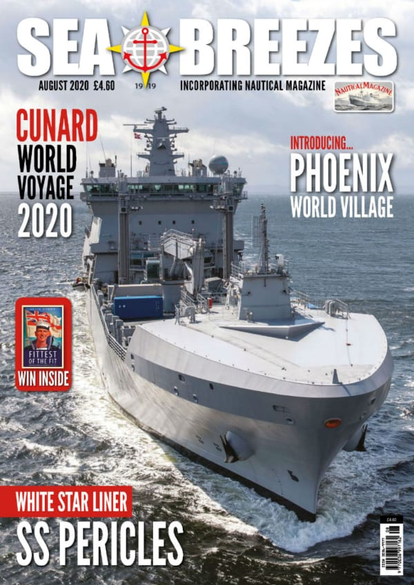 Sea Breezes August 2020 Issue