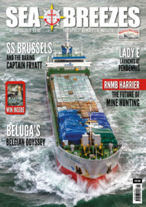 Sea Breezes November 2020 Cover